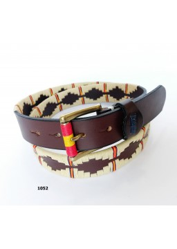 Cinturón de Cuero Argentino...