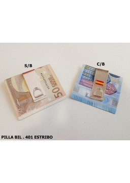 PILLA BILLETE ESTRIBO