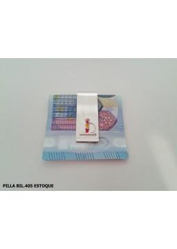 PILLA BILLETE ESTOQUE
